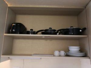 アクア オヒア ワイキキの調理器具